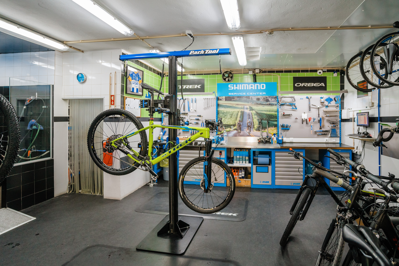 Taller Multimarca Abilio Bike Shop