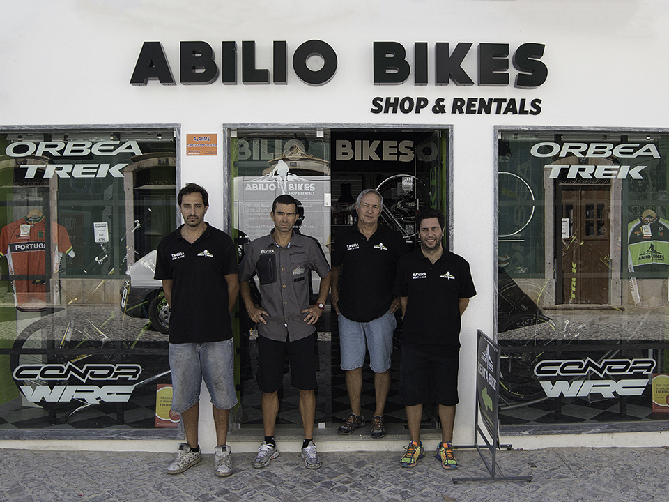 The Team Abilio Bikes Shop