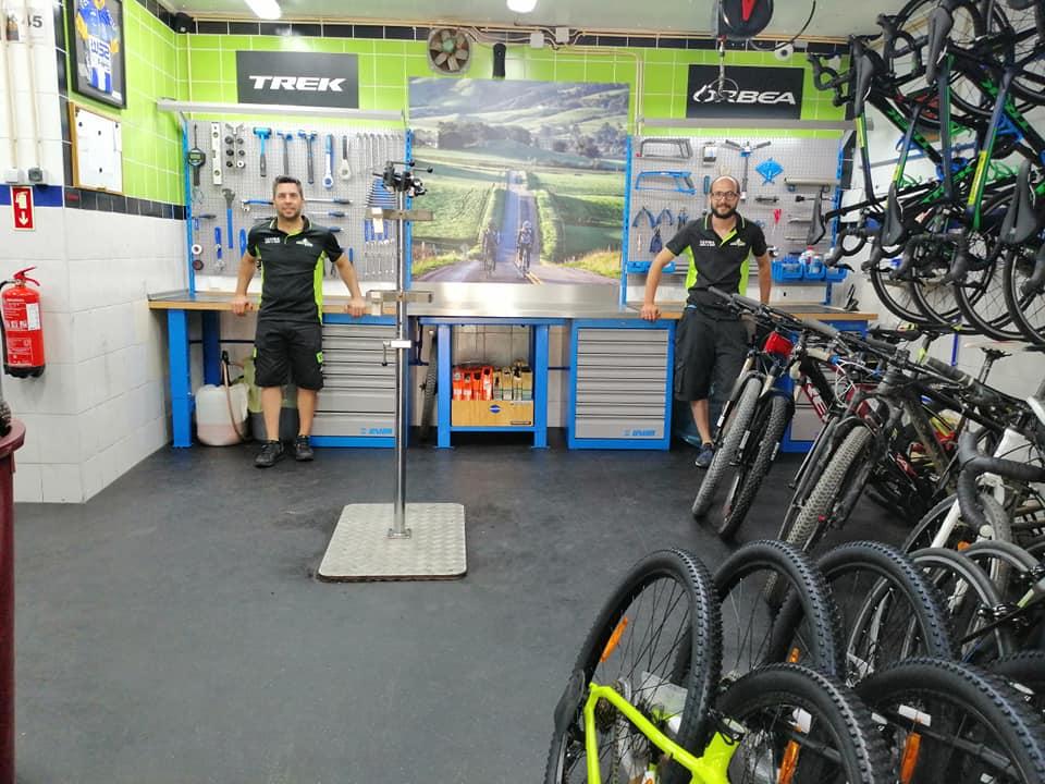 Fahrradreparatur Abilio Bike Shop