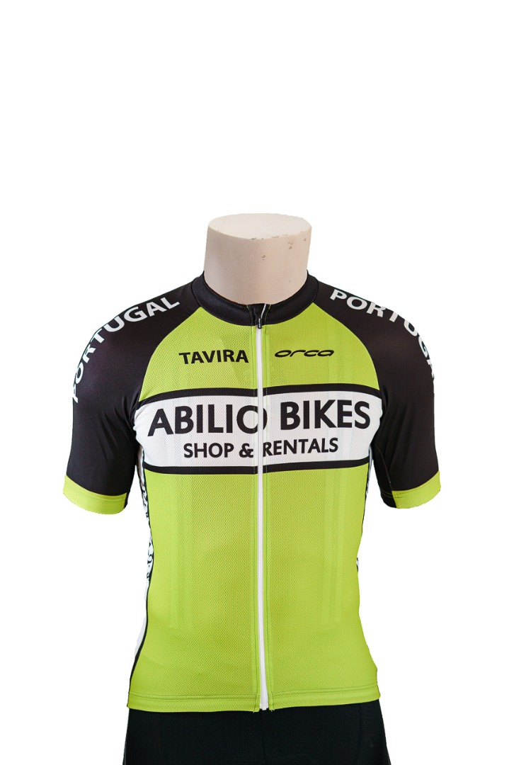 Equipamentos para ciclismo da loja Abilio Bikes