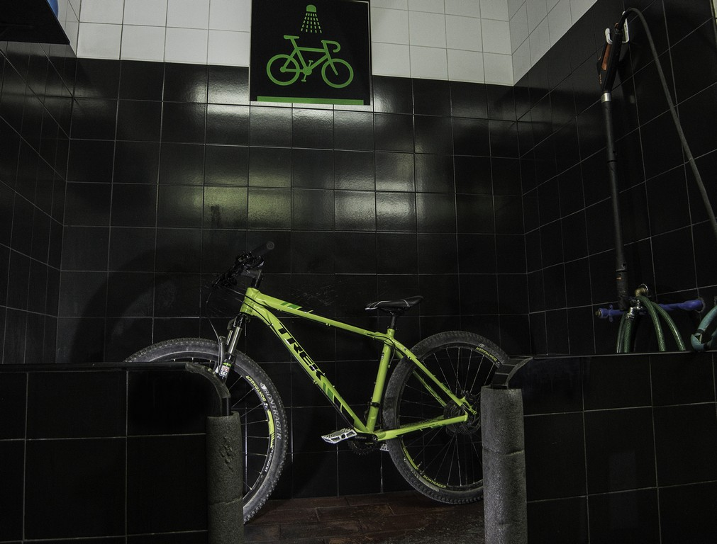 Lavagem de bicicletas disponivel  na Abilio Bikes