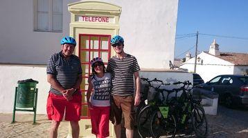 Passeios de bicicleta  no Algarve Abilio Bikes Shop & Rentals