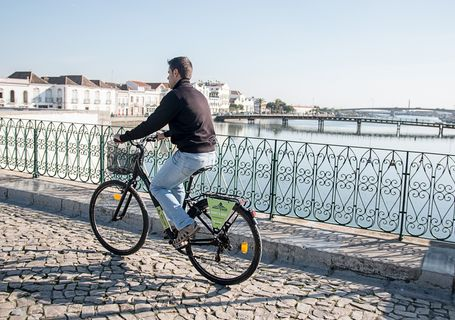 BETWEEN FORTS AND CASTLES in the ECOVIA with Abilio Bikes