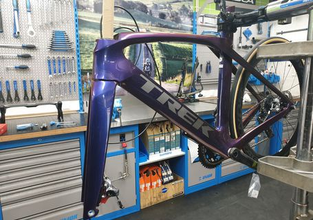 BOOK the REVISION of your bike at Abilio Bikes Shop