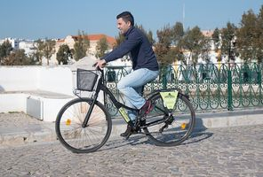 TO VISIT AND CYCLE in Tavira