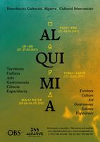 Alquimia, Cultural Itinerancies in Algarve