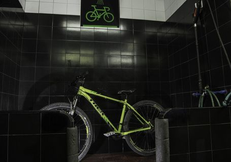BIKE WASH at Abilio Bikes shop