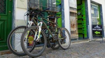 Alquilar Bicis Fahrrad Shop en Algarve Portugal