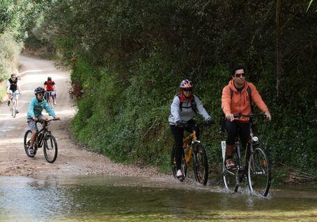 TOUR ABUELOS Y NIETOS Abilio Bikes