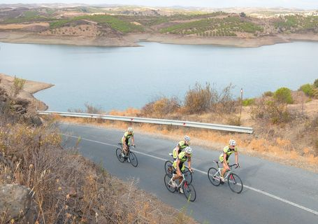 ROUTE OF THE DAMS in the ROAD with Abilio Bikes